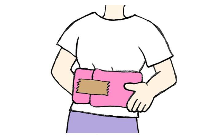 腰痛対策 湿布